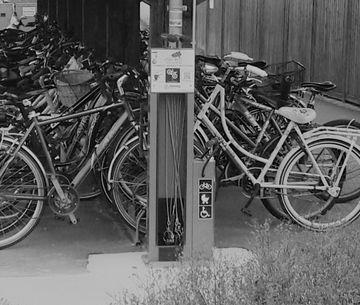 Fahrrad Reparatur Stationen