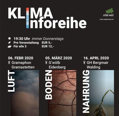 Klima Inforeihe Teil 3 ABGESAGT