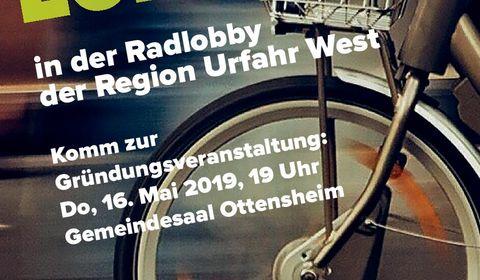 Gründungsveranstaltung Radlobby Urfahr West
