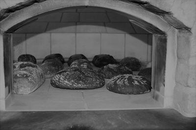 Brotbackofen bauen...