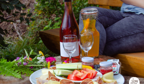 Auszeit mit Aussicht - Picknick im Naturjuwel