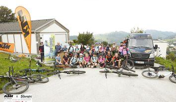 Granitland Süd - Bikevergnügen von Linz der Donau bis zum Böhmerwald