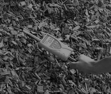 Verleih: Biomasse Feuchtemessgerät