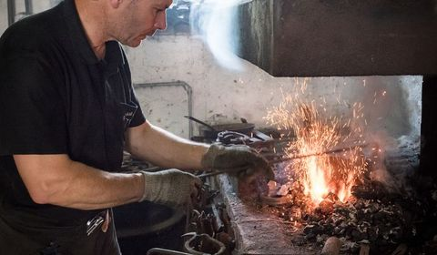 Be your very own Blacksmith