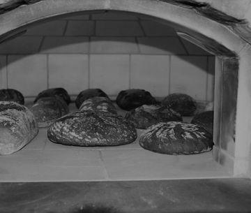 Brotbackofen bei der Steublmühle